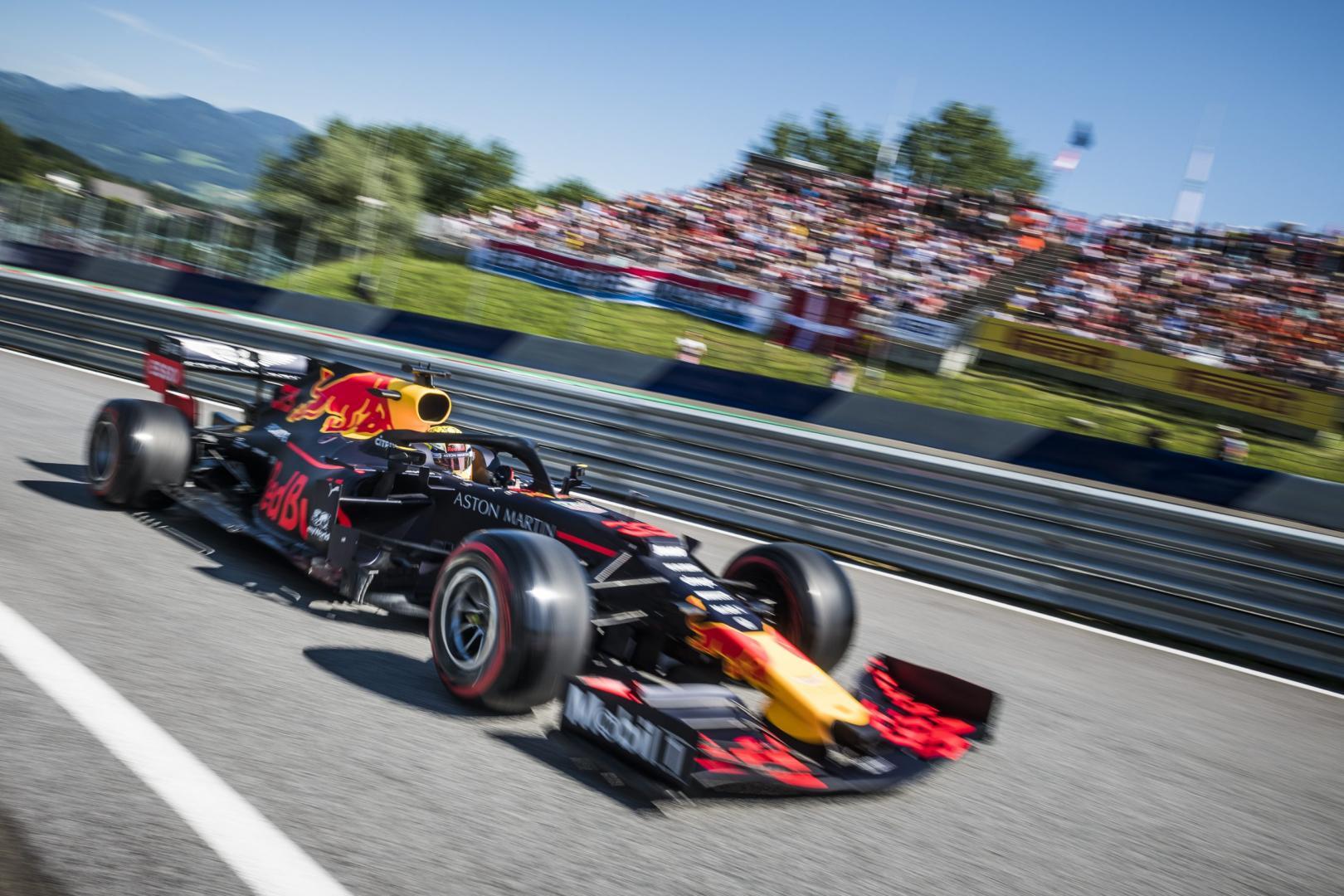 Uitslag van de GP van Oostenrijk 2019