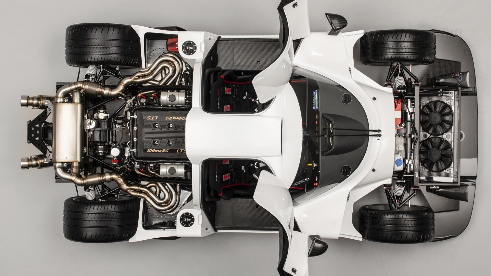Ultima RS 2019 chassis motor
