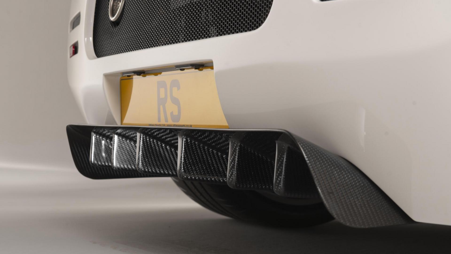 Ultima RS diffuser koolstofvezel