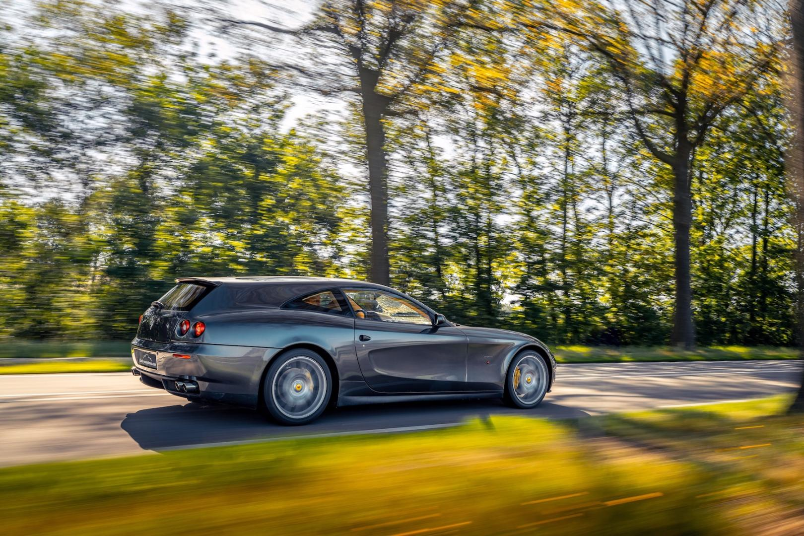 Ferrari 612 Shooting Brake door Vandenbrink Design
