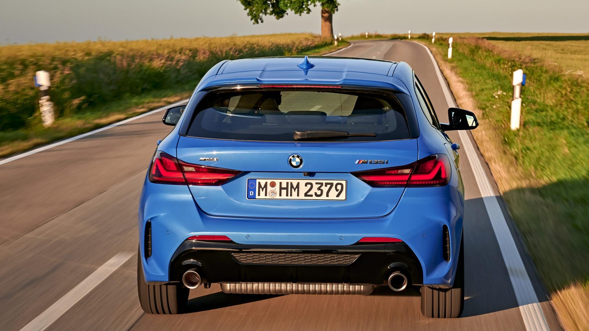 BMW M135i xDrive 2019