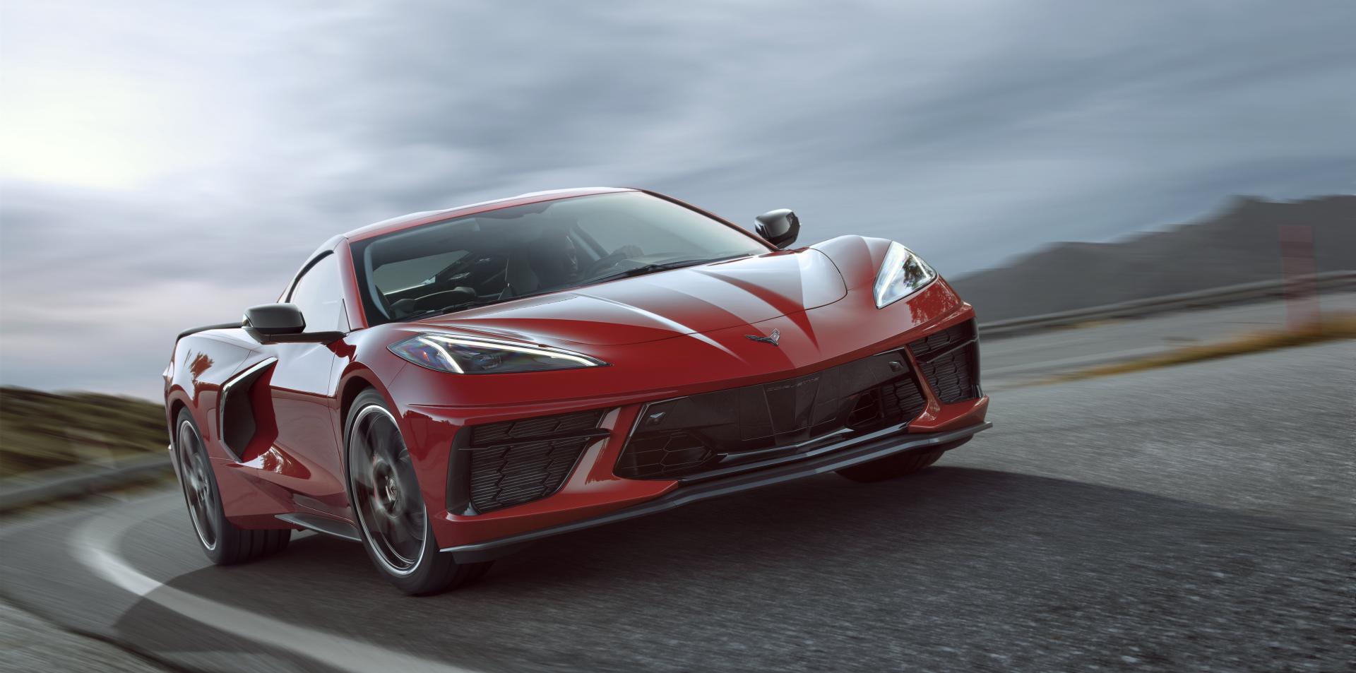2020 Chevrolet Corvette C8 Stingray