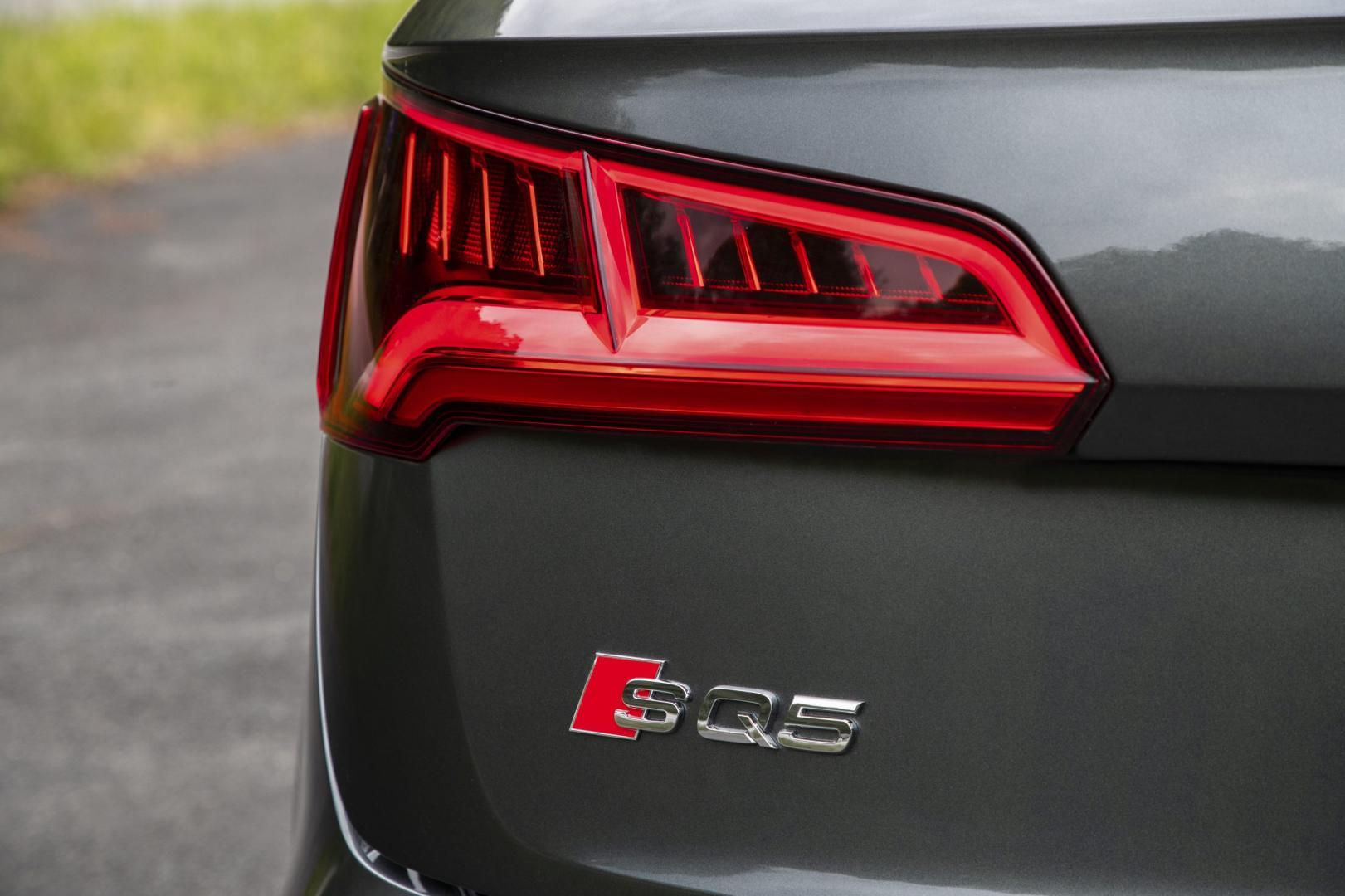 Audi SQ5 TDI quattro test 2019