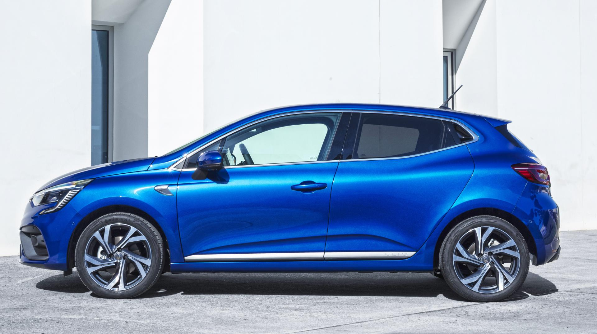 Renault Clio TCE 130 RS Line