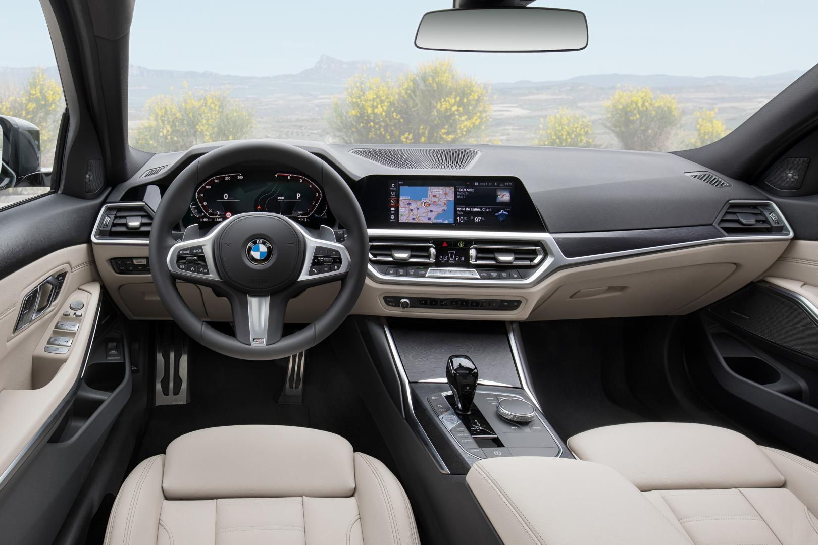 BMW 3-serie Touring 2019