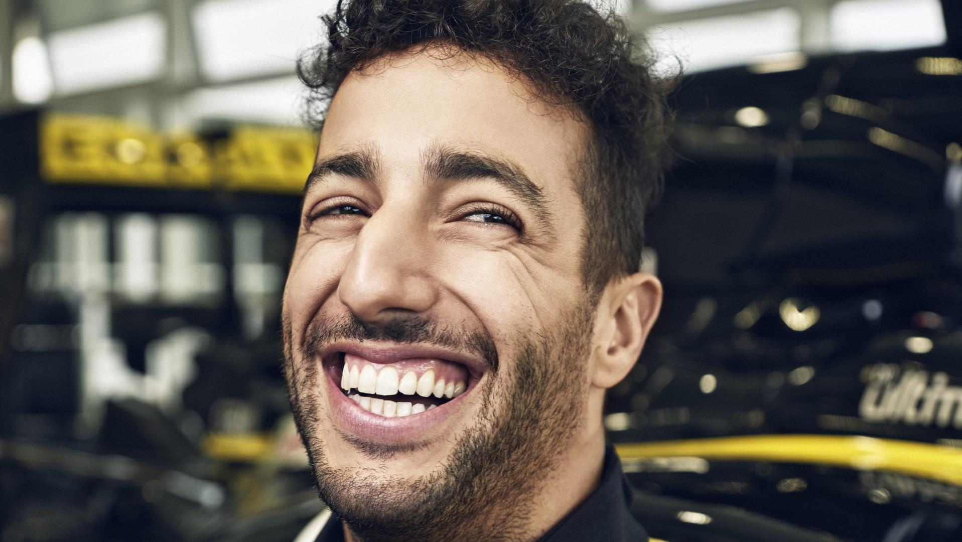 Daniel Ricciardo Renault F1