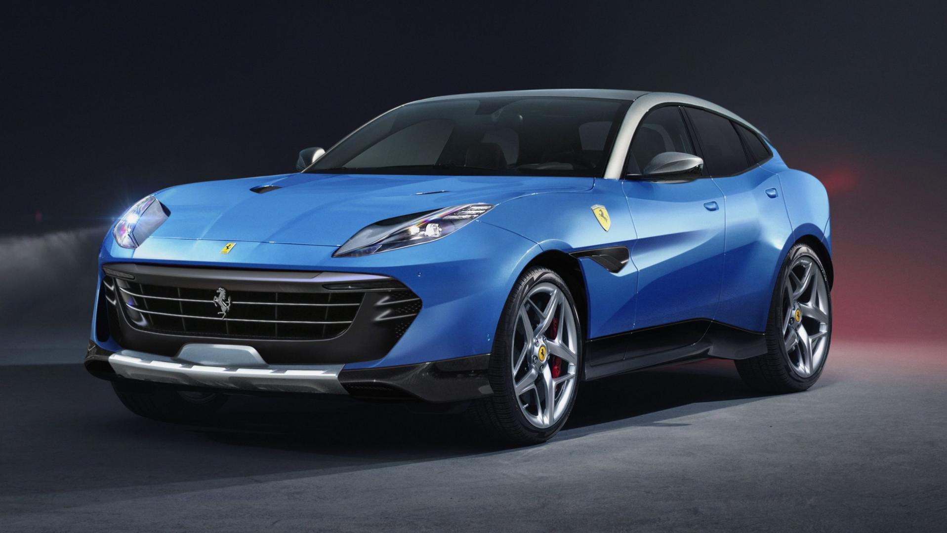 Ferrari Purosangue SUV