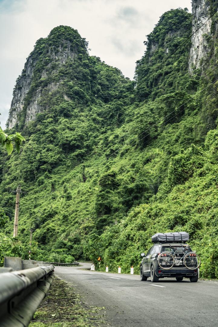 Peugeot 3008 in Vietnam
