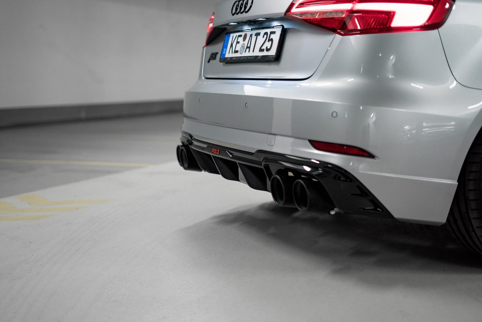 Abt Audi RS 3 uitlaat diffuser