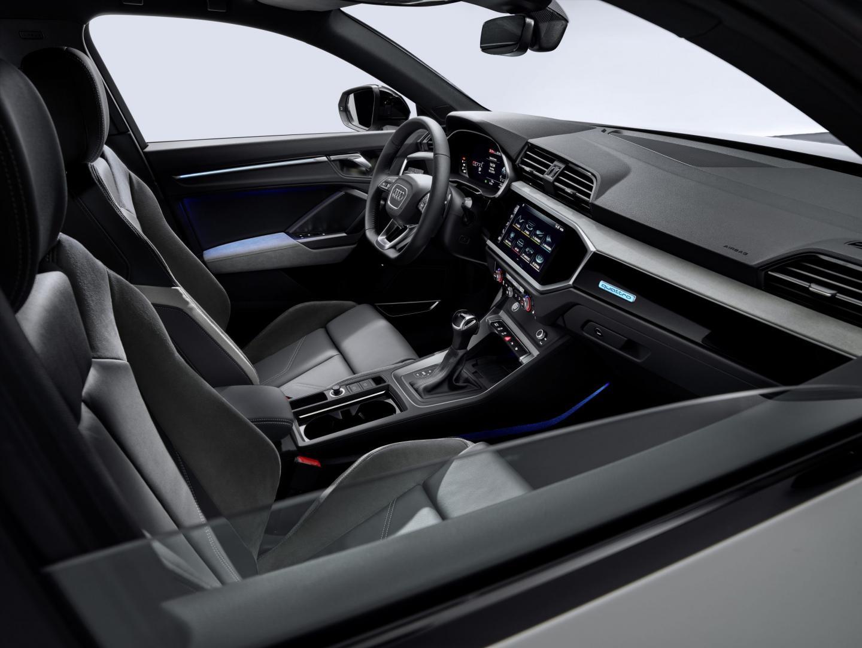 Audi Q3 Sportback 2019 interieur