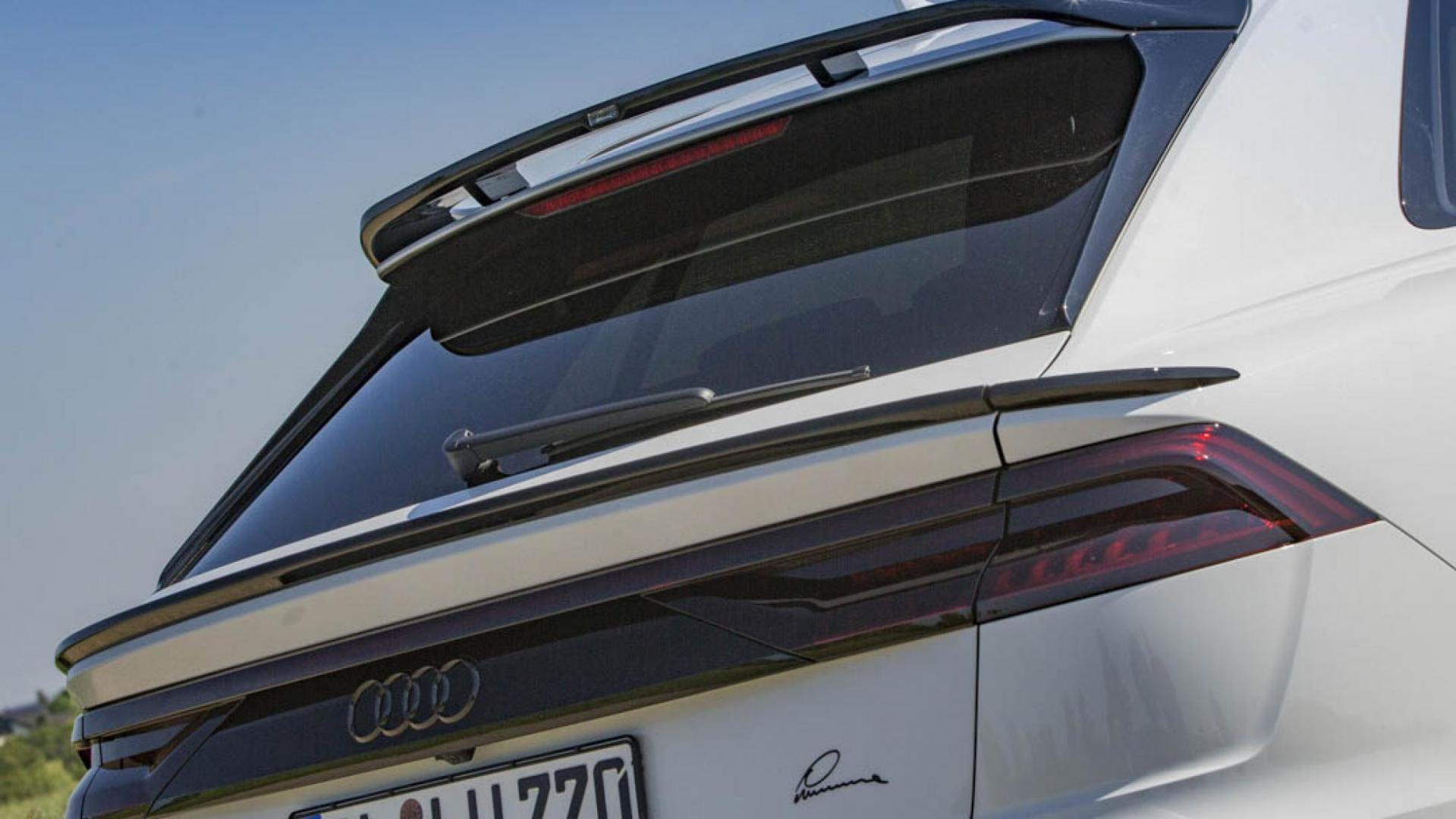 Audi Q8 van Lumma Design