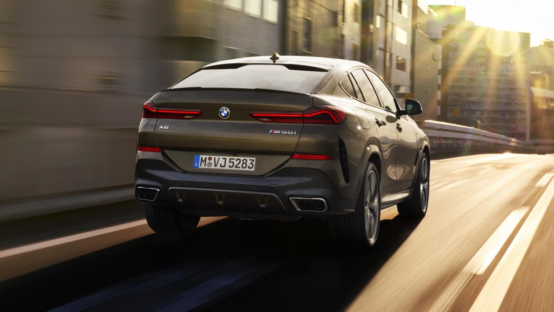 nieuwe BMW X6