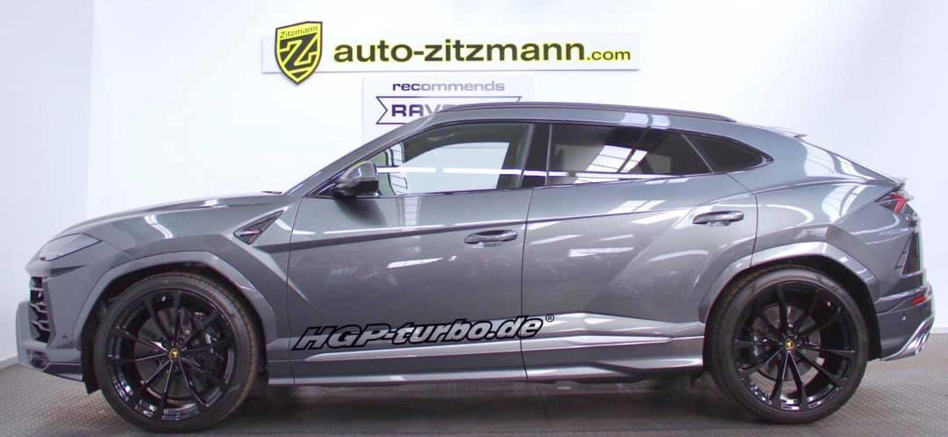 HGP Lamborghini Urus