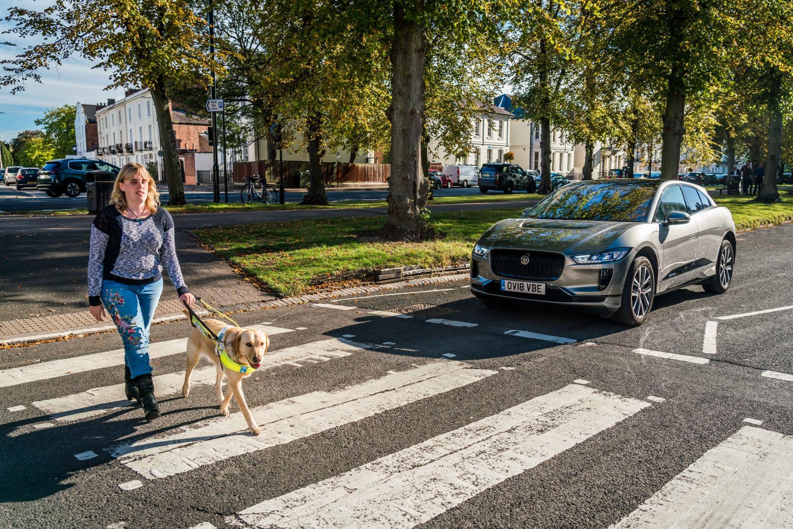 geluid van elektrische auto's