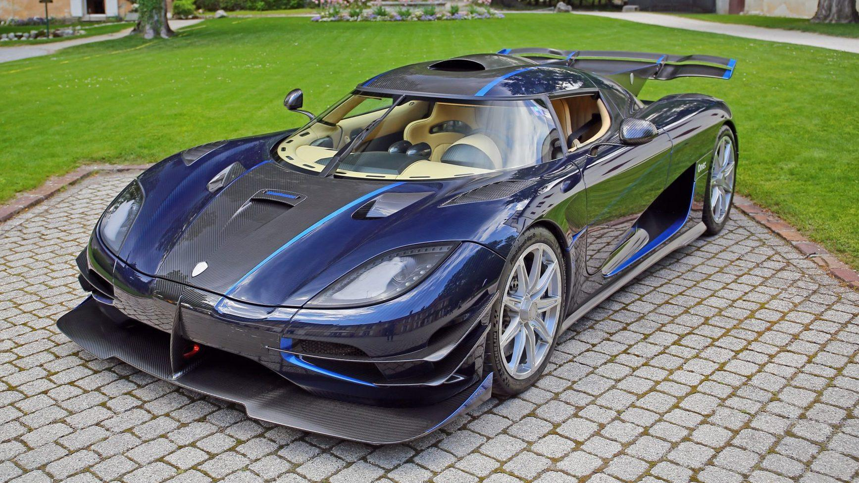 Koenigsegg is boos