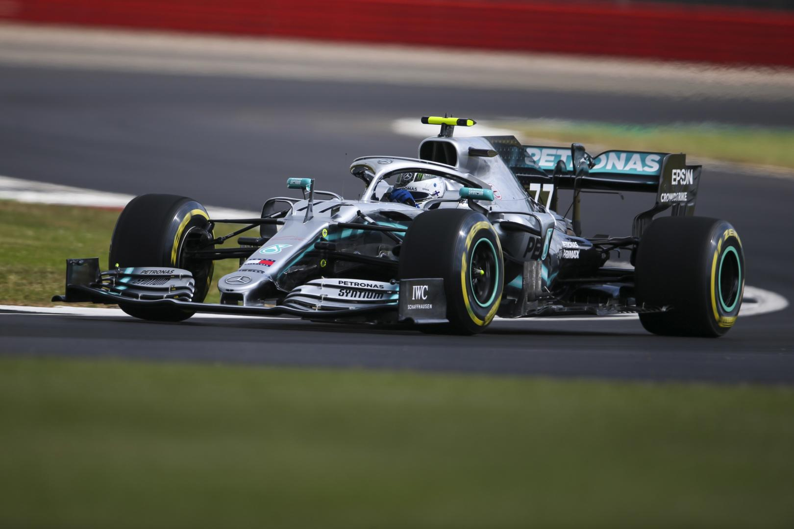 Kwalificatie van de GP van Groot-Brittannië 2019
