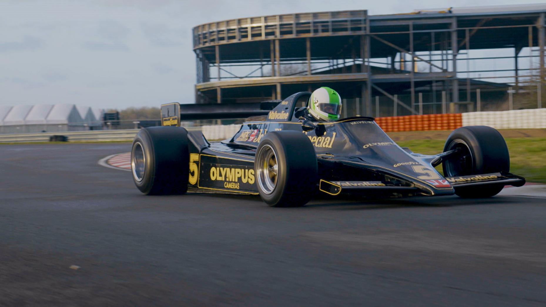 Lotus 79 Chris Harris Engeland