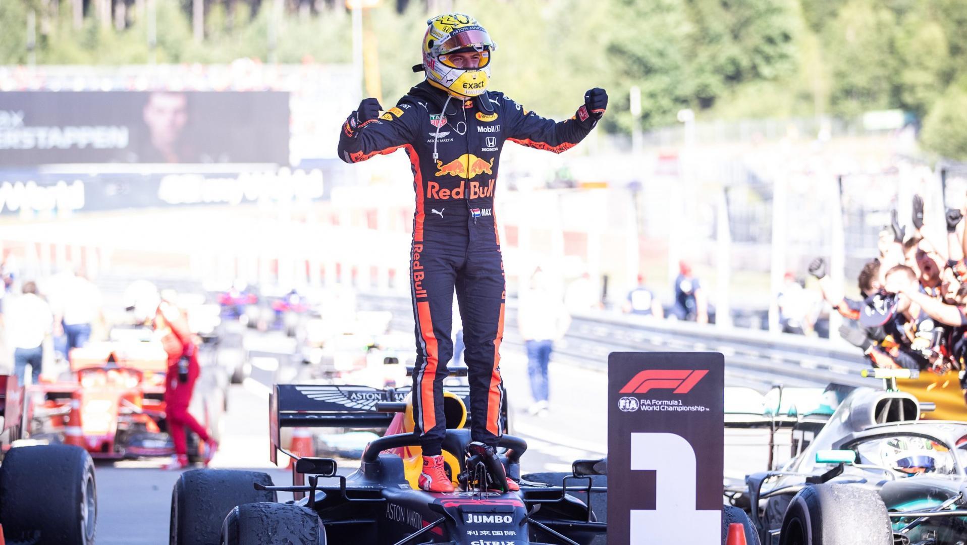 Max Verstappen Oostenrijk