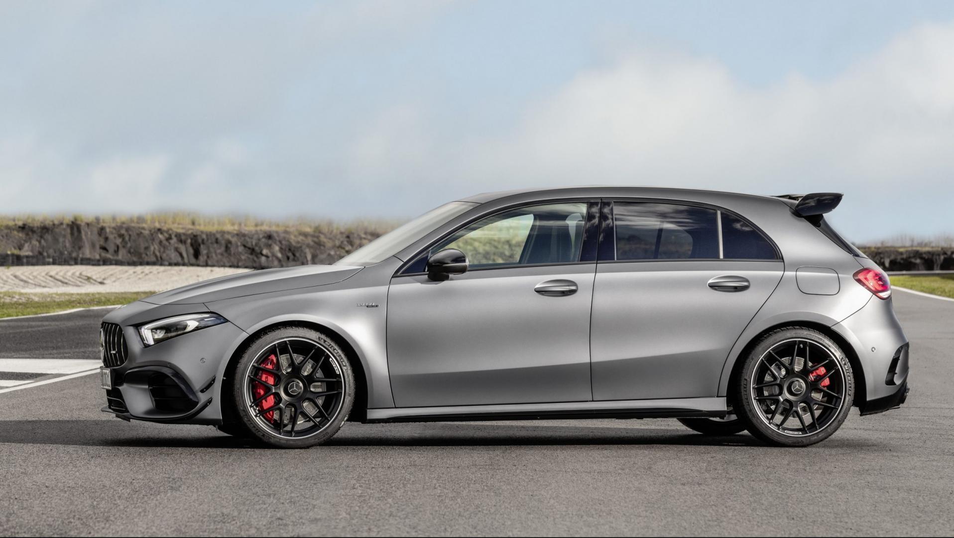 Mercedes-AMG A 45 S hatchback