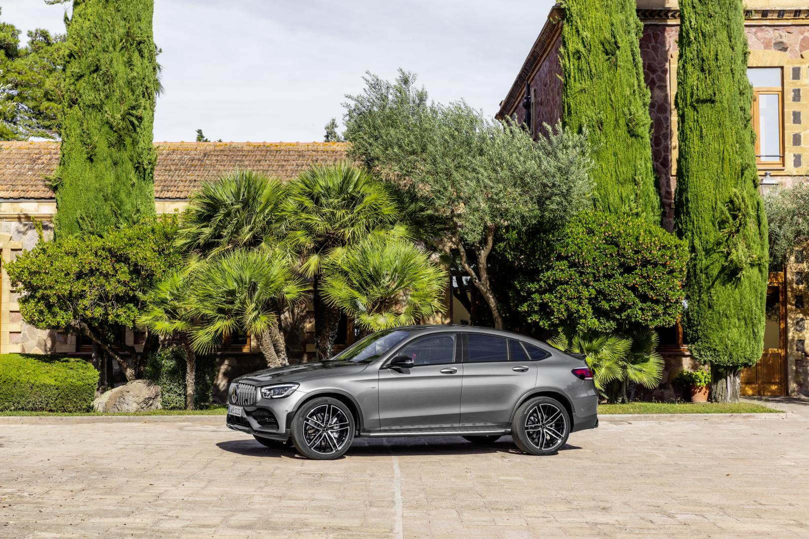Mercedes-AMG GLC 43