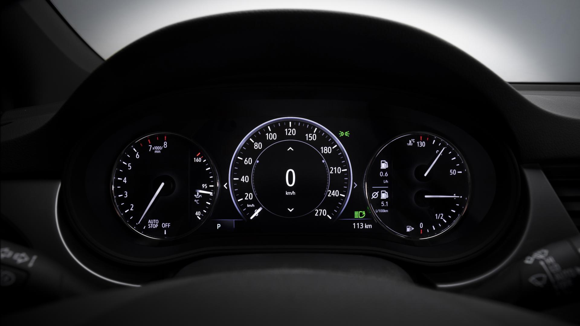 vernieuwde Opel Astra