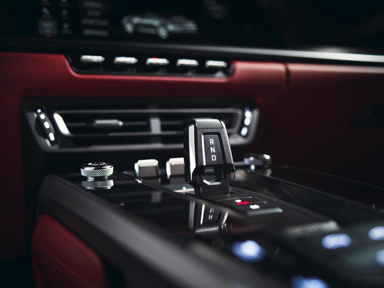Porsche 911 Carrera 2019 schakel automaat pook