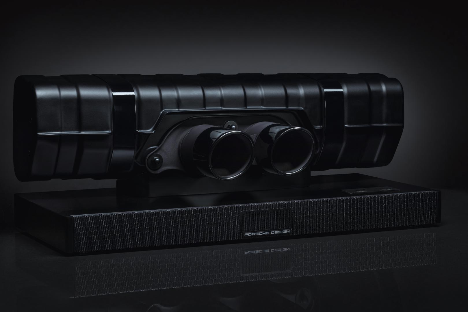 Porsche Design Soundbar Black Edition
