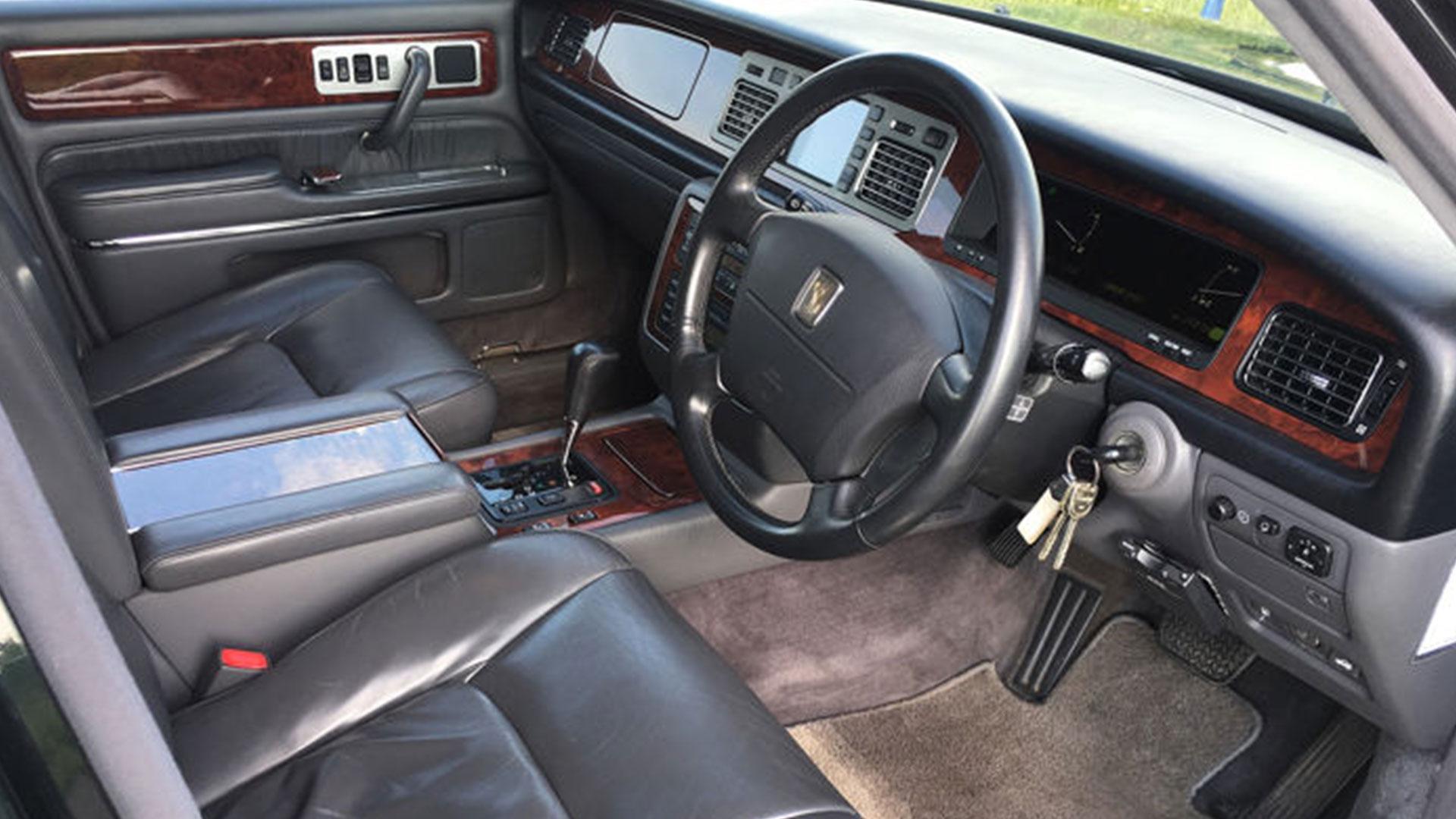 Toyota Century V12
