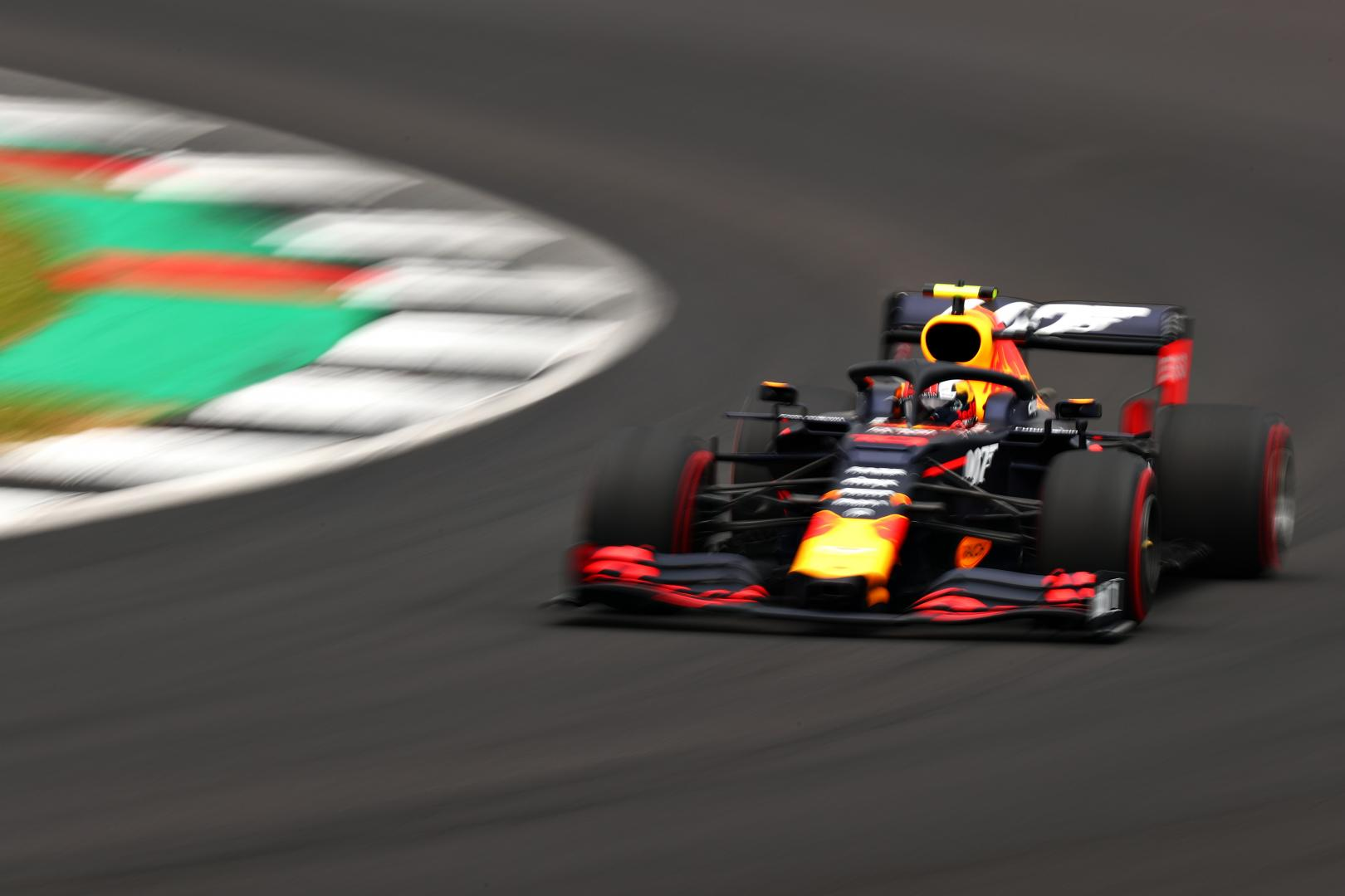 Uitslag van de GP van Groot-Brittannië 2019