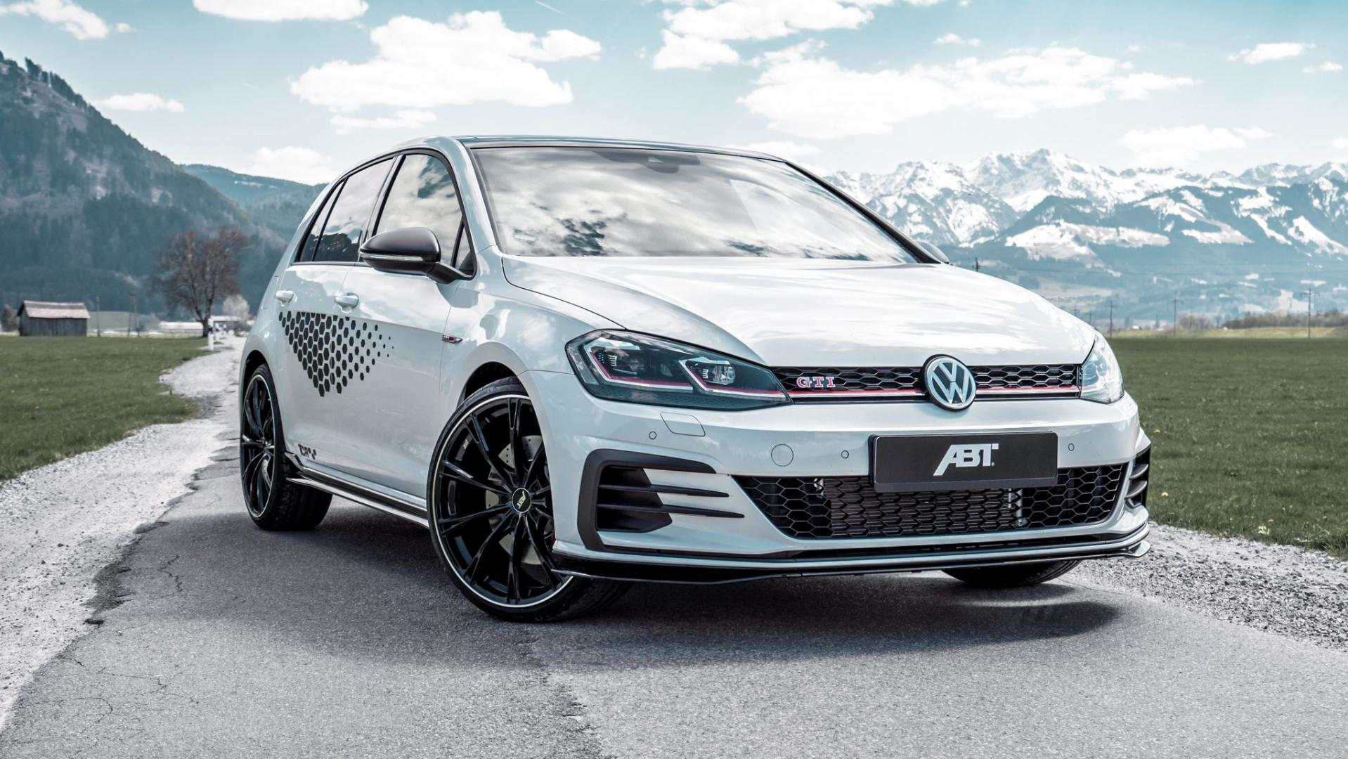 Abt Volkswagen Golf GTI TCR