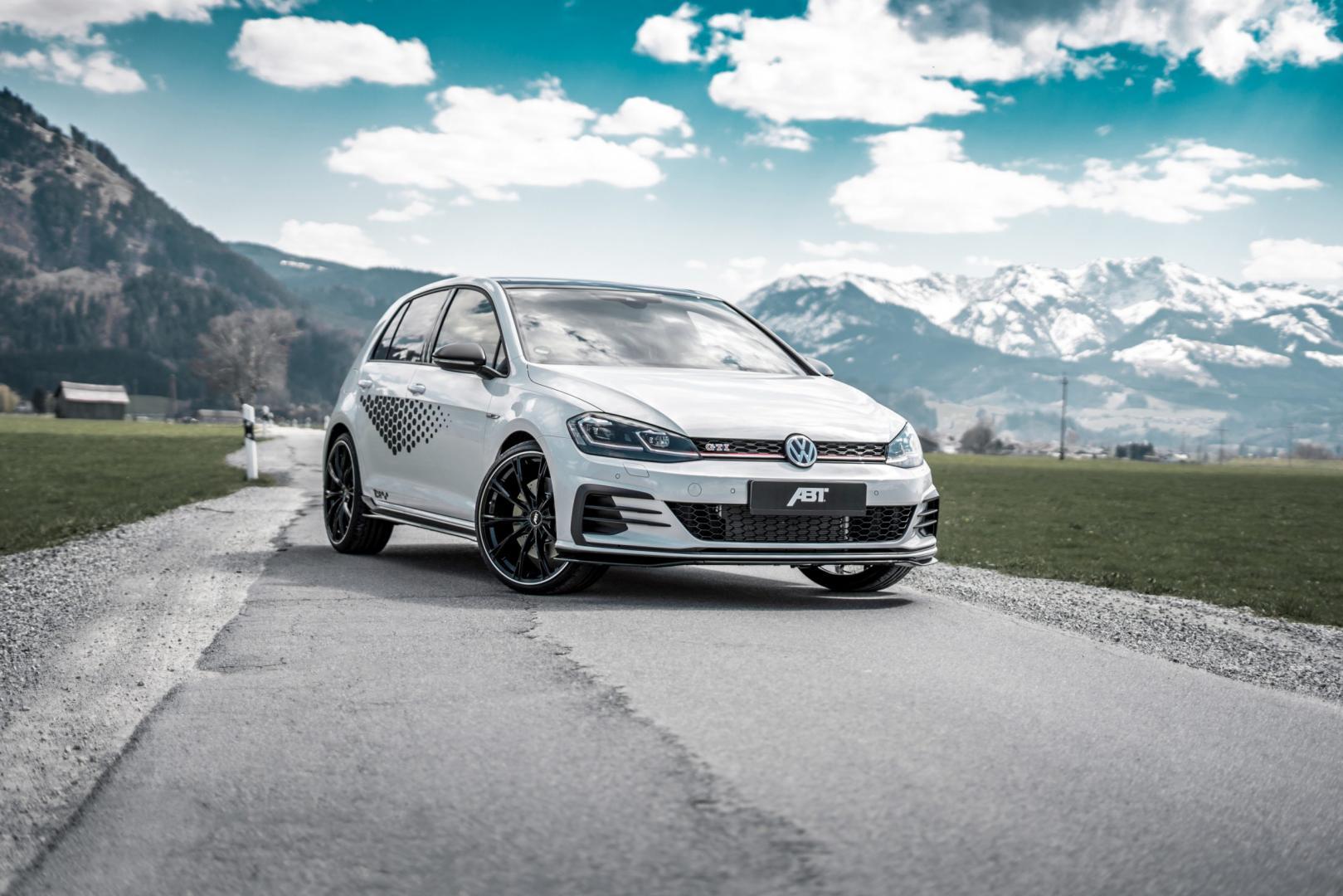 Abt Volkswagen Golf GTI TCR bergen