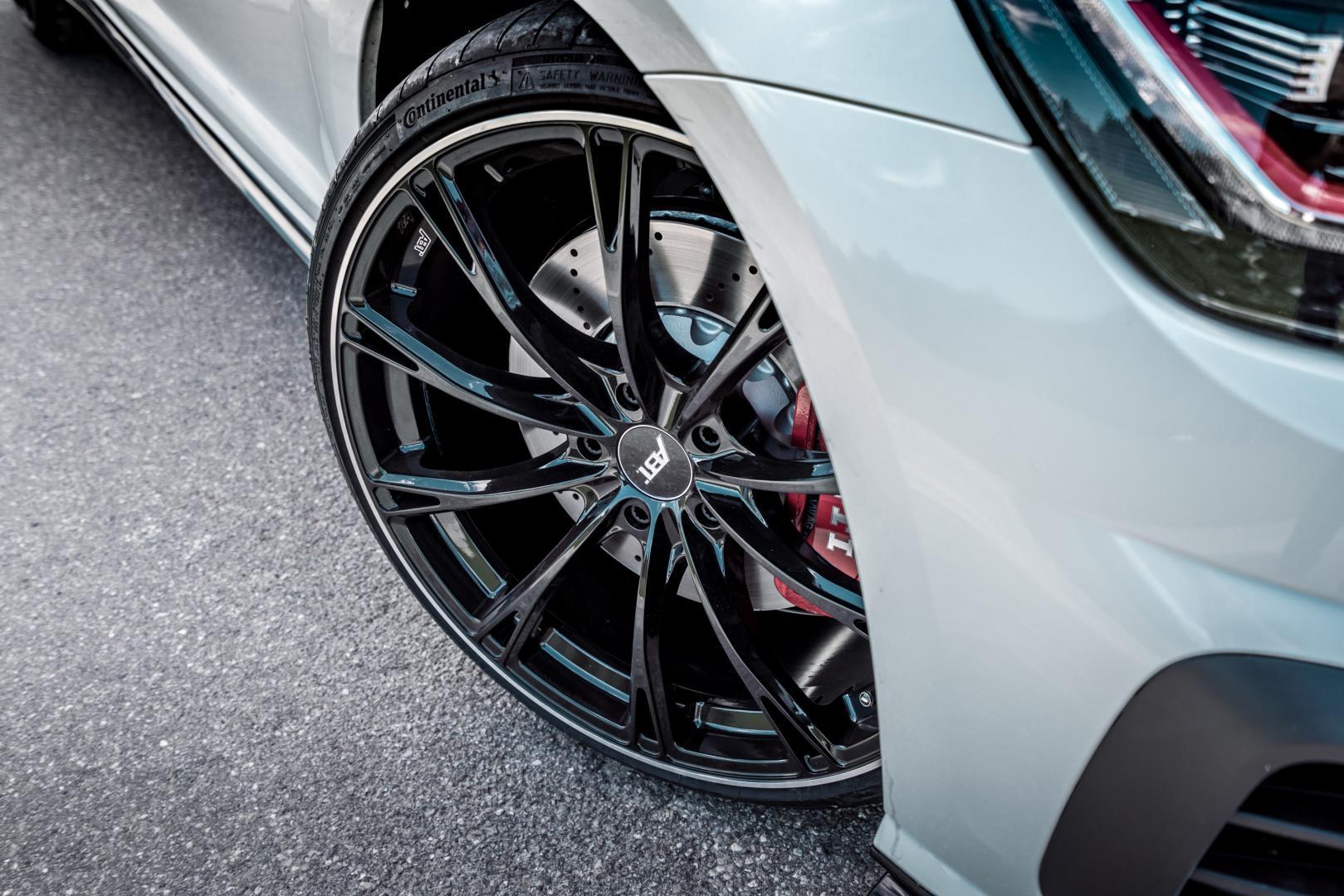 Abt Volkswagen Golf GTI TCR velgen remmen