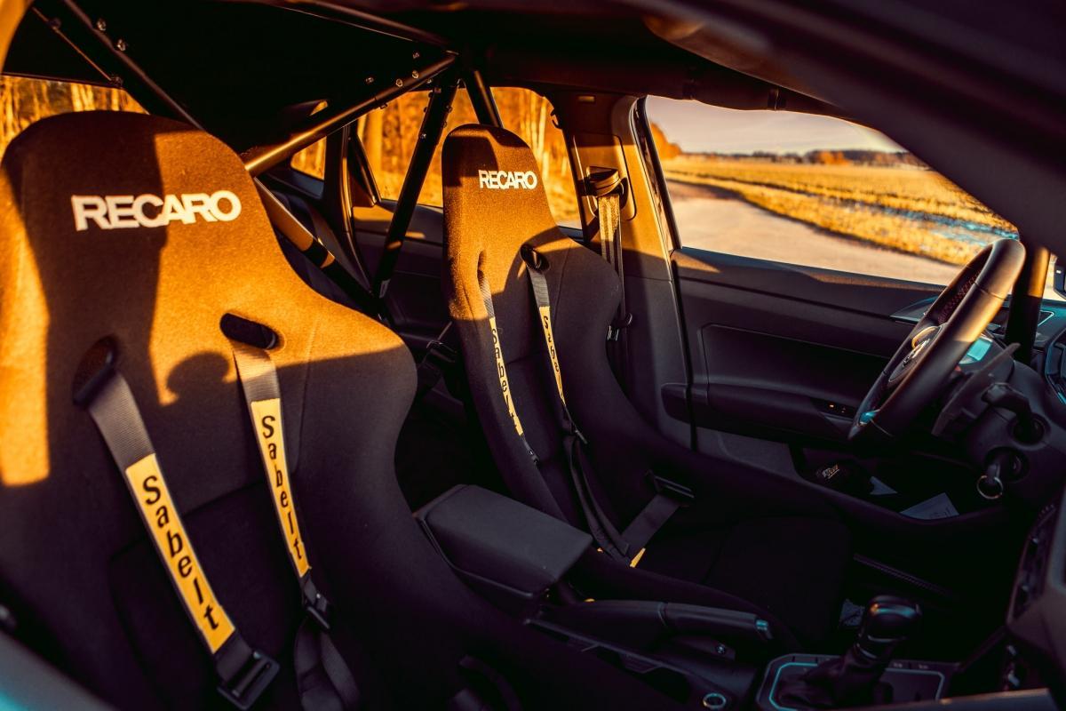 Volkswagen Polo GTI 320 pk