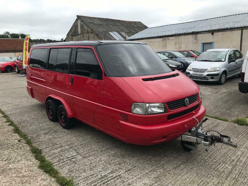 Volkswagen Transporter-caravan