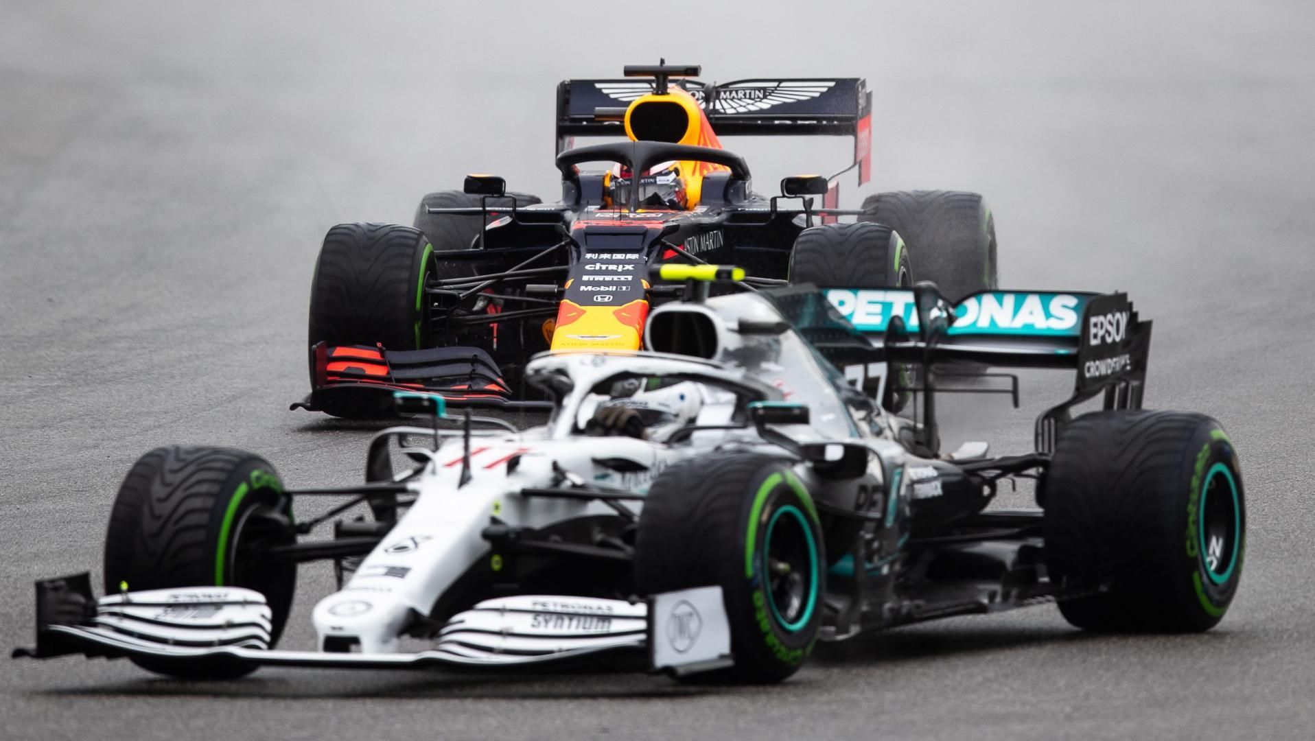 Warmdraaien voor de GP van Hongarije 2019
