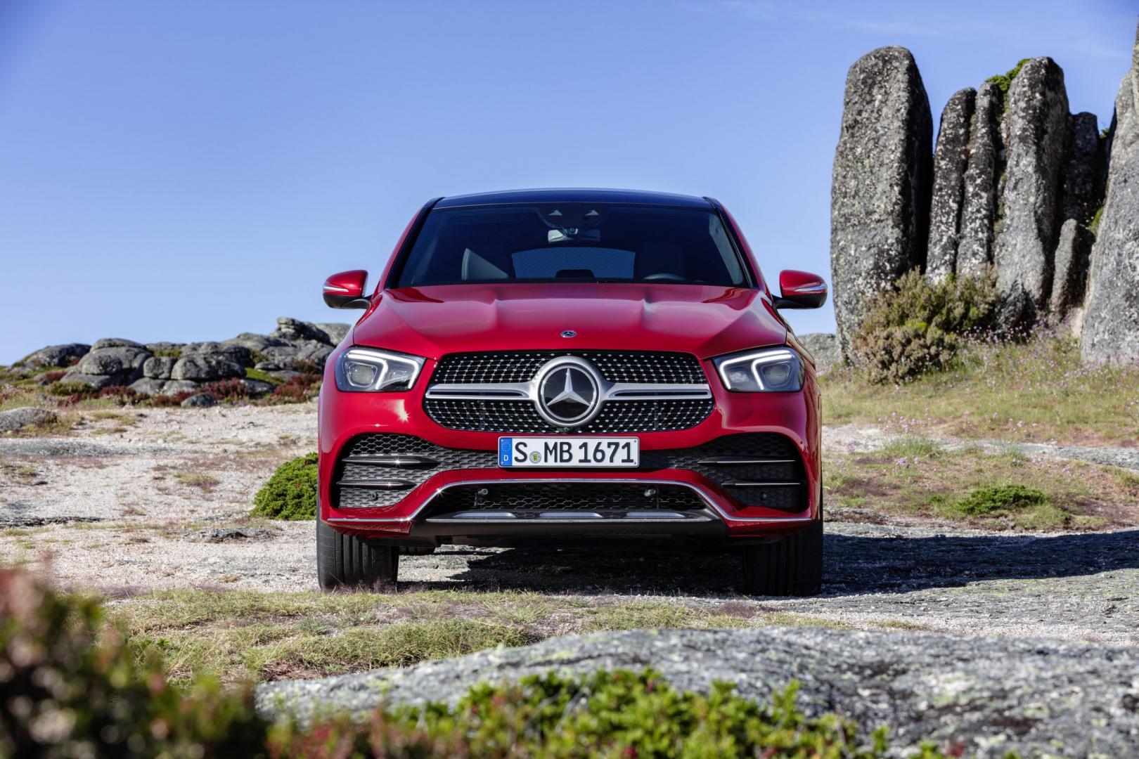 Mercedes GLE Coupé 2019