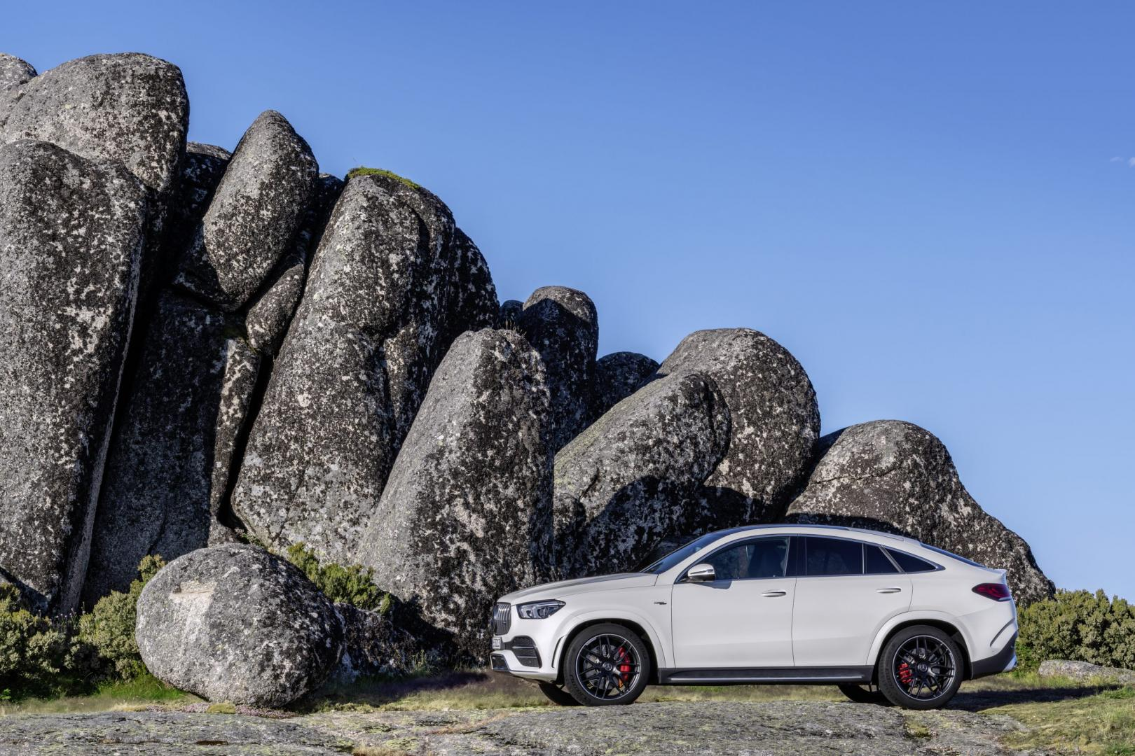 Mercedes-AMG GLE 53 4MATIC+ Coupé, 2019