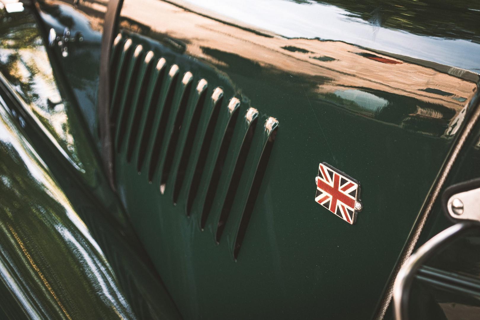 Auto uit Bassie en Adriaan Morgan 4-4 1600 Tourer