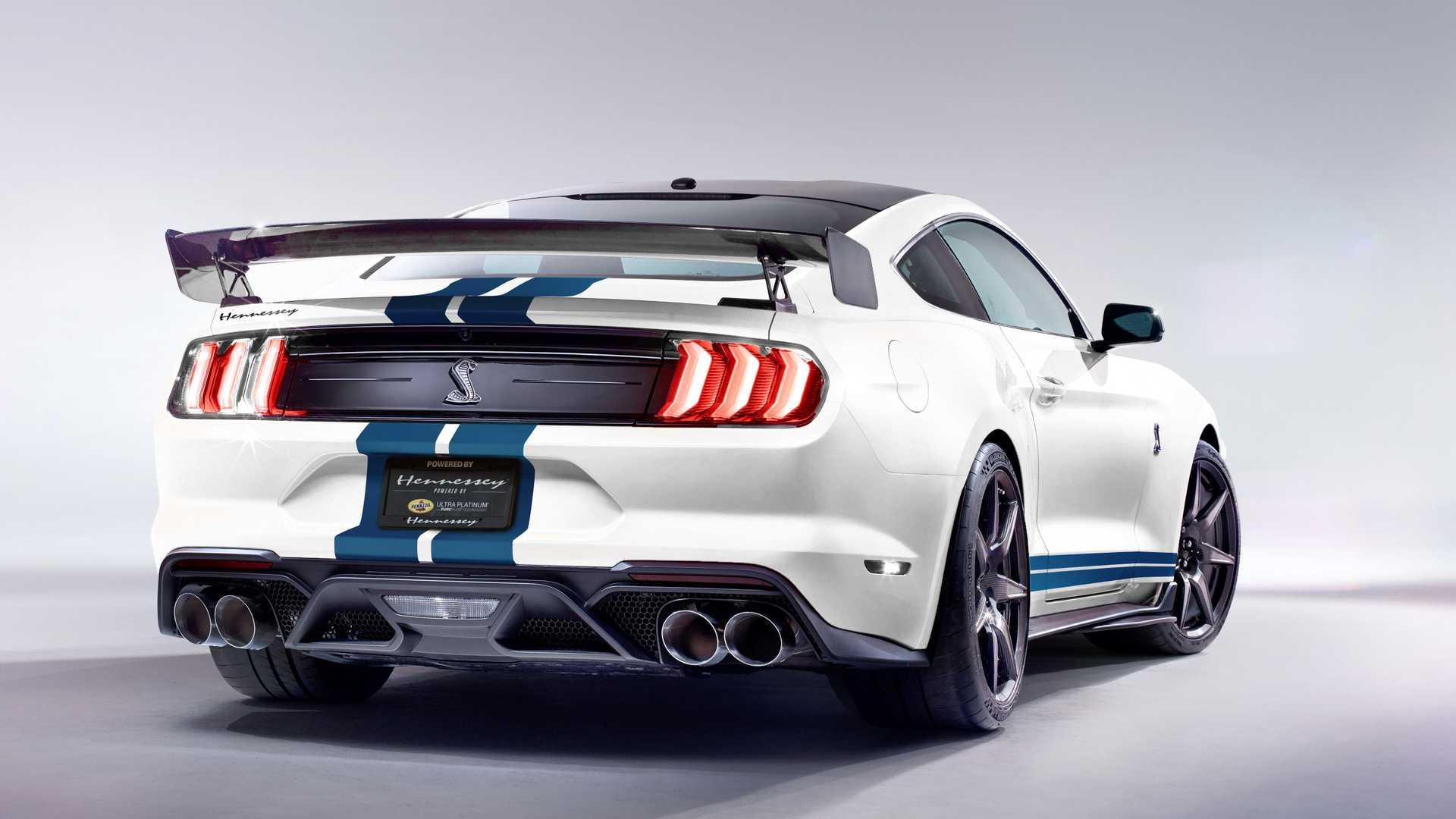 Hennessey Mustang GT500 2020 Ford Shelby