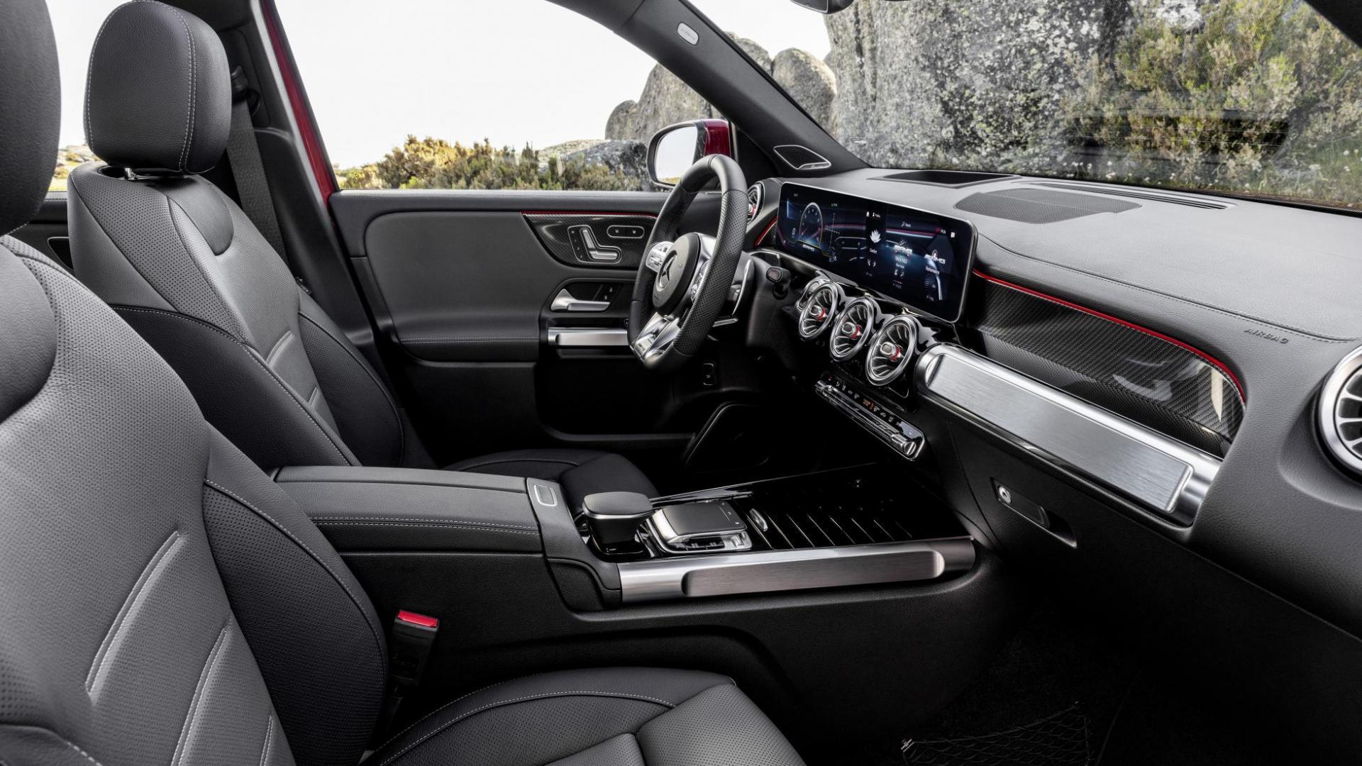 Mercedes-AMG GLB 35 2019