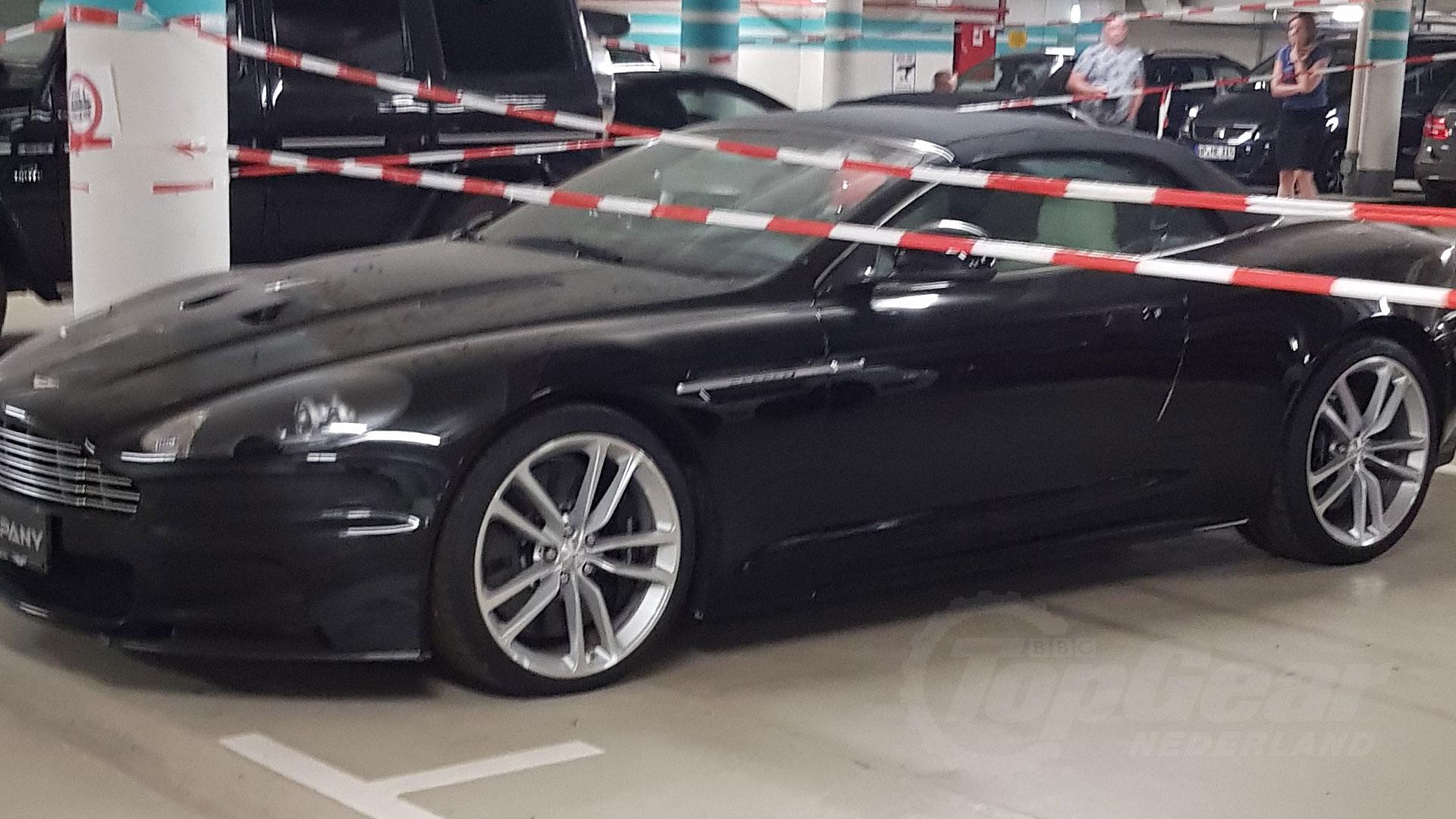 Aston Martin in Trier