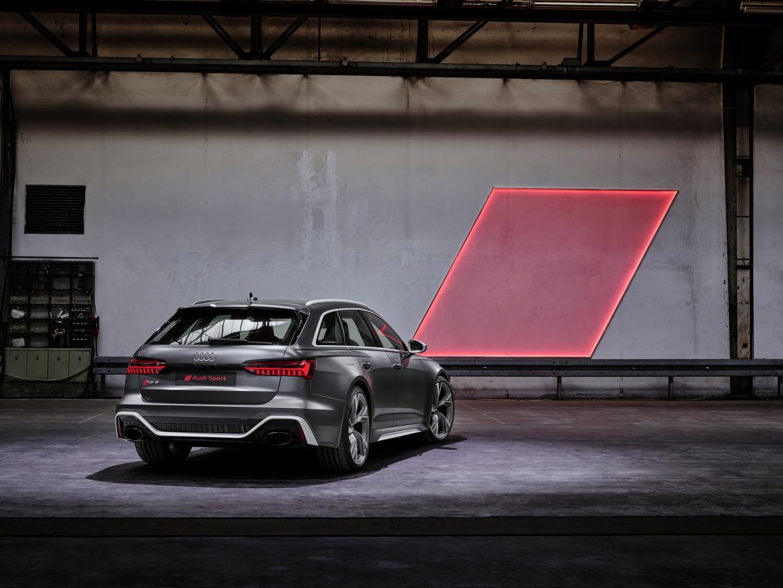 Audi RS 6 2019