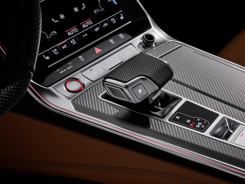 Audi RS 6 2019 schakelpook automaat