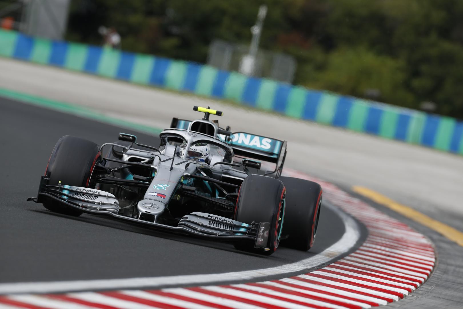 Kwalificatie van de GP van Hongarije 2019