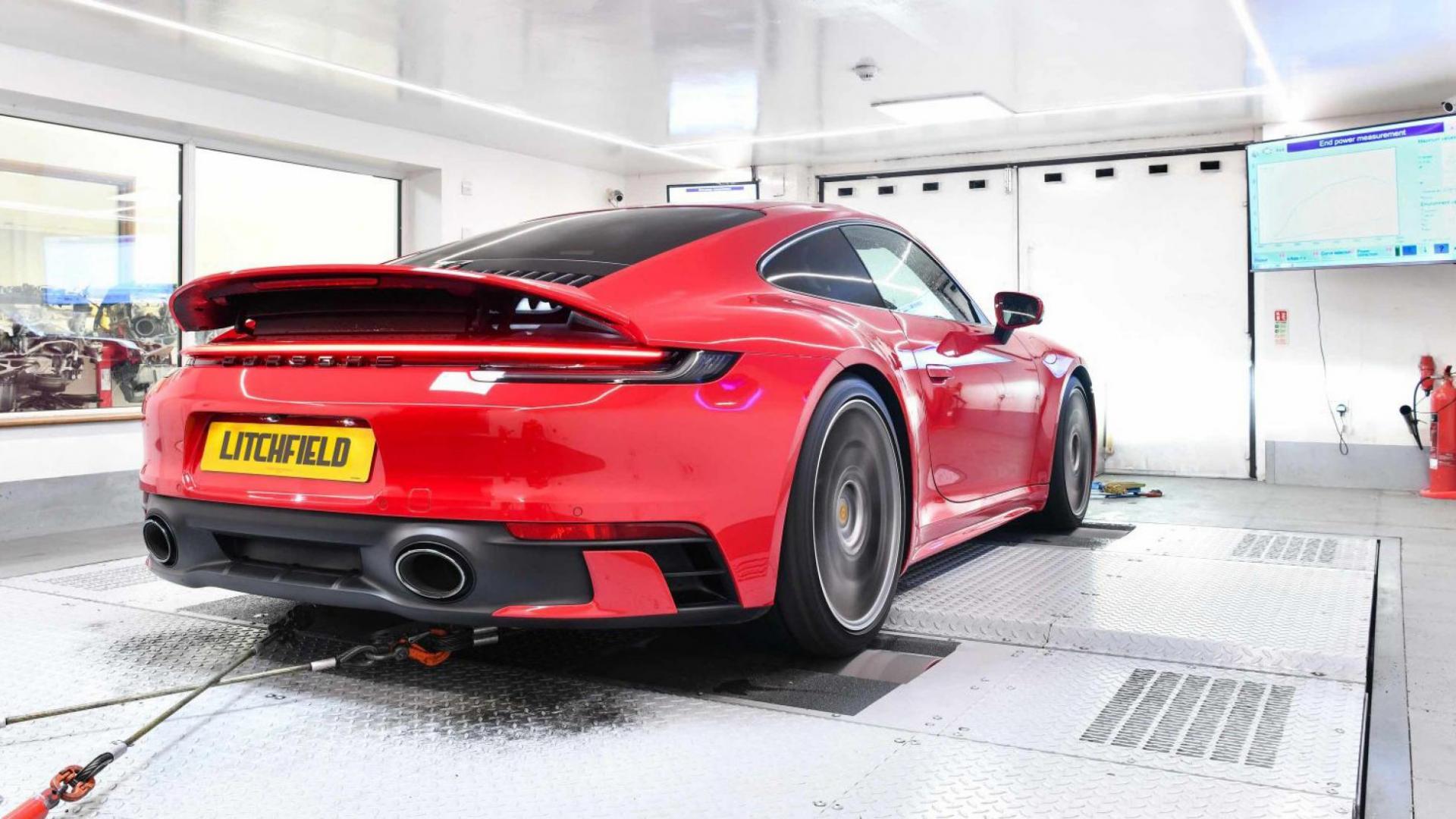 Litchfield 911 Porsche 992