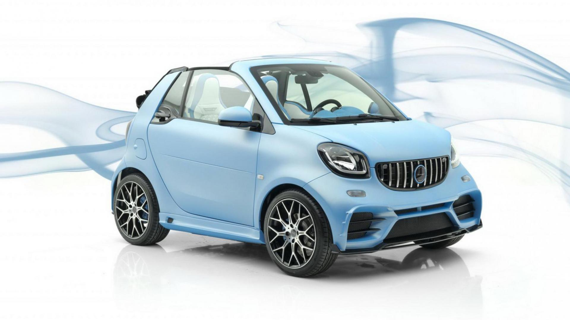 Mansory Smart Fortwo cabrio