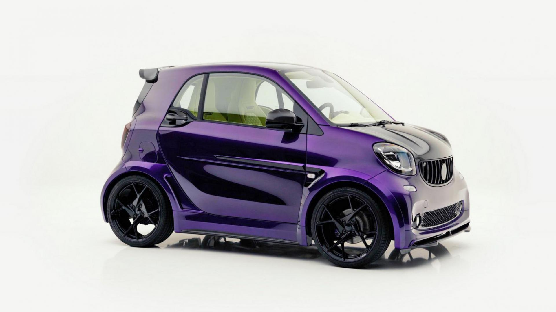 Mansory Smart Fortwo