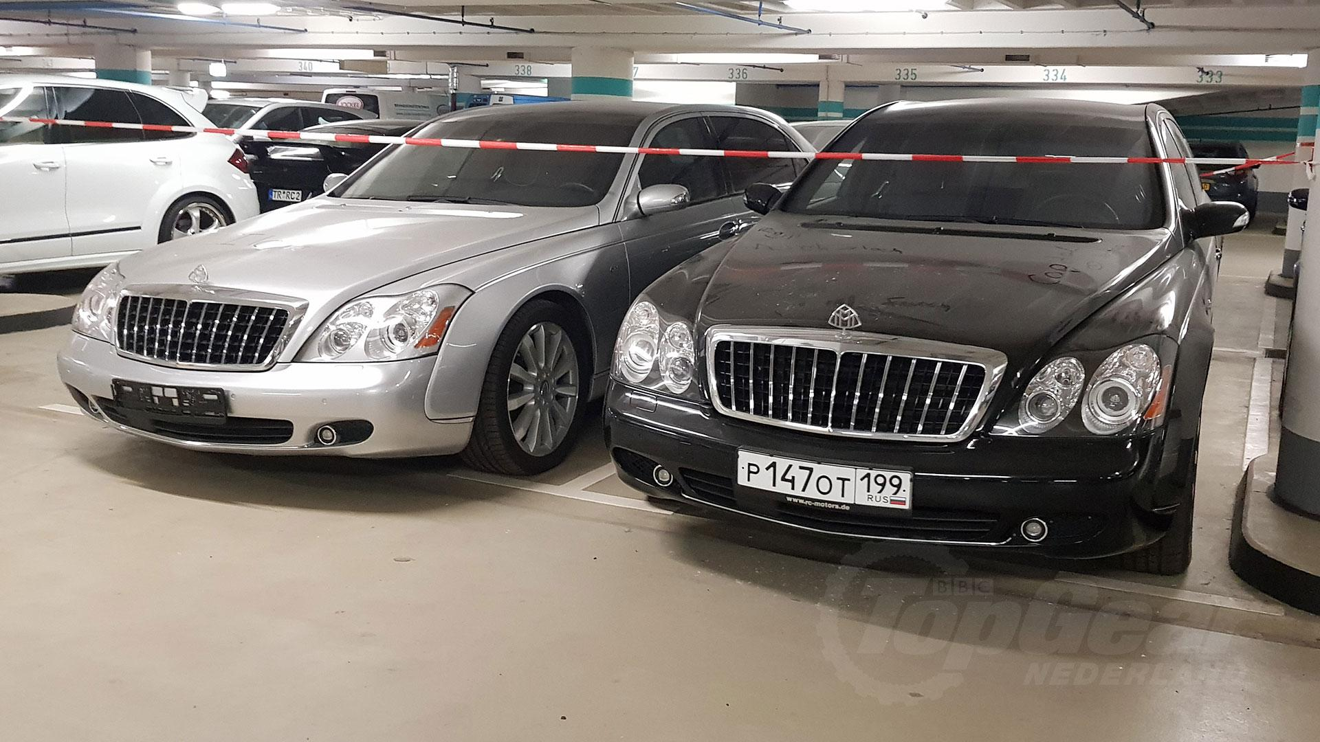 Maybach Garage Trier Duitsland
