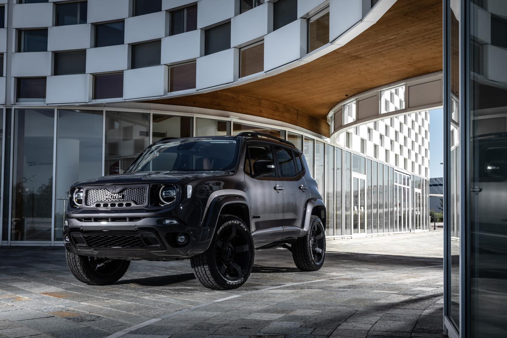 Militem Jeep Renegade