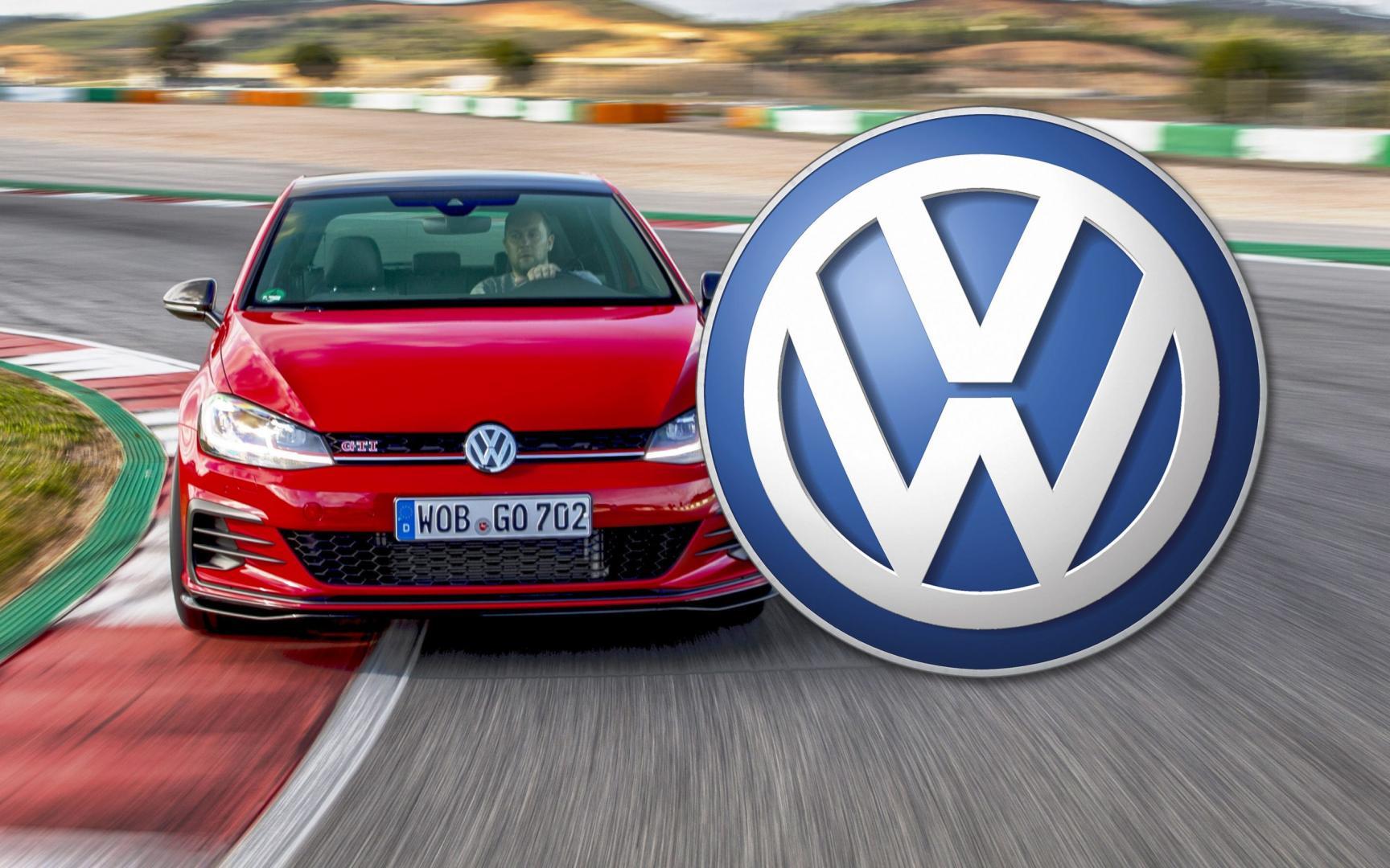 Nieuw Volkswagen-logo